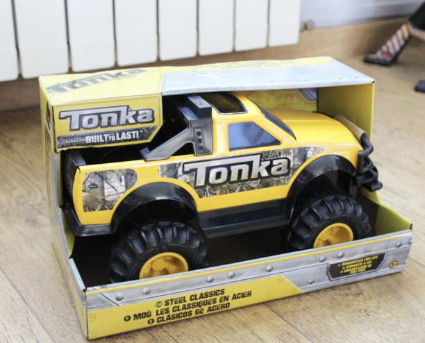 Pick – Up Tonka