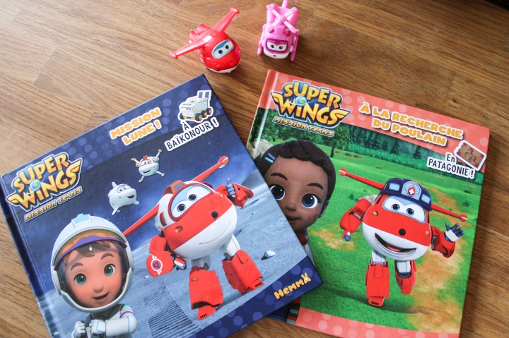 Collection Super Wings.